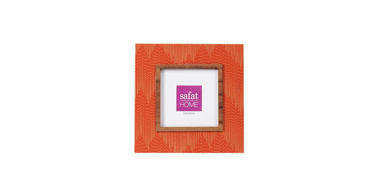 Berona Photo Frame Red 17 cm  data-src=