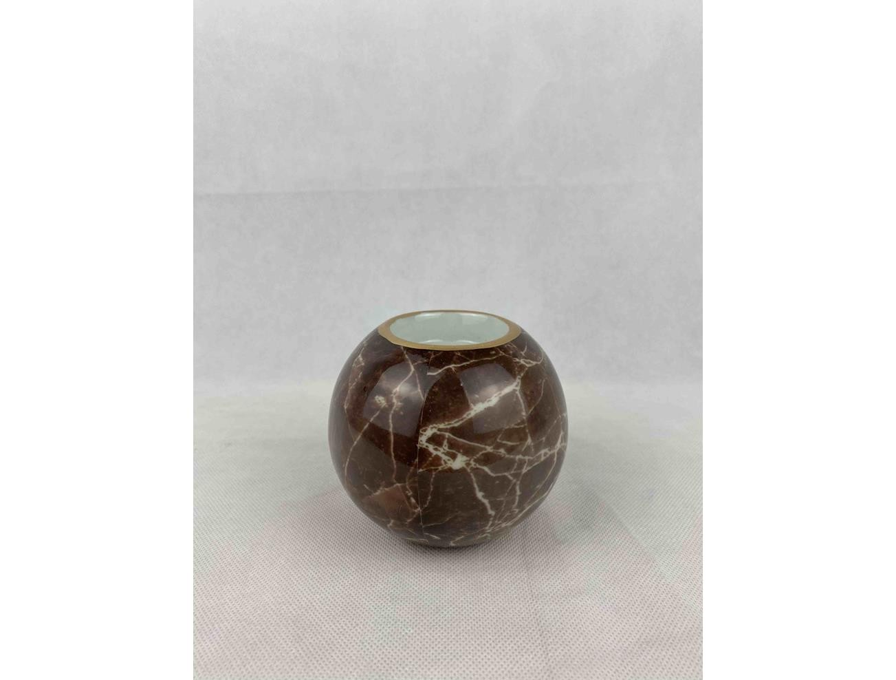 Mia Candle Holders Brown 10.5 cm  data-src=