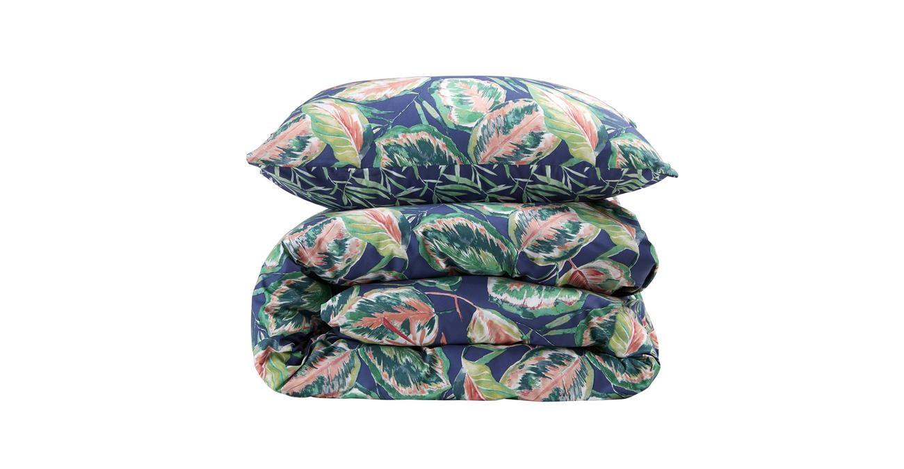 Bahamas Cotton Comforter Set 200 cm - (3Pc)  data-src=