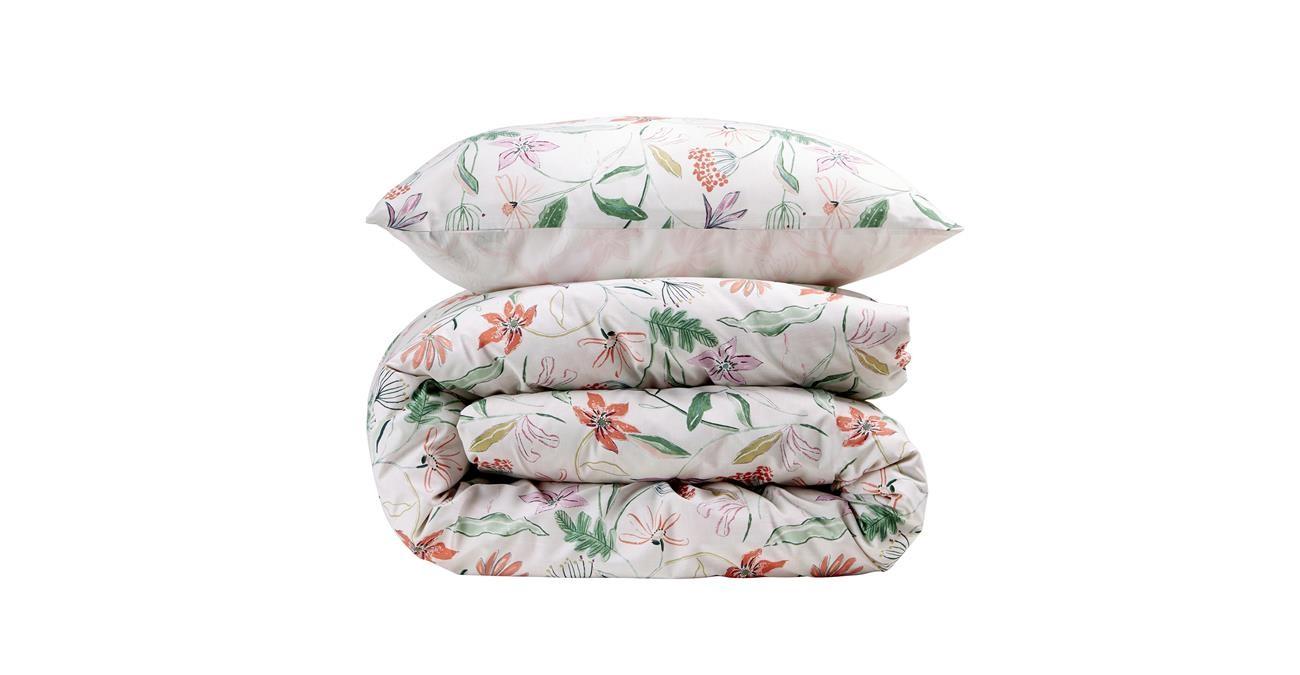 Bailey Cotton Comforter Set 240 cm - (3Pc)  data-src=