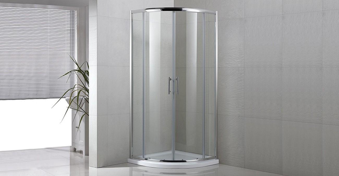 Quadrant Shower Box 90X90X190  data-src=