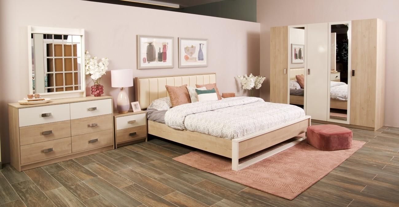 New Passi Bedroom Set  data-src=