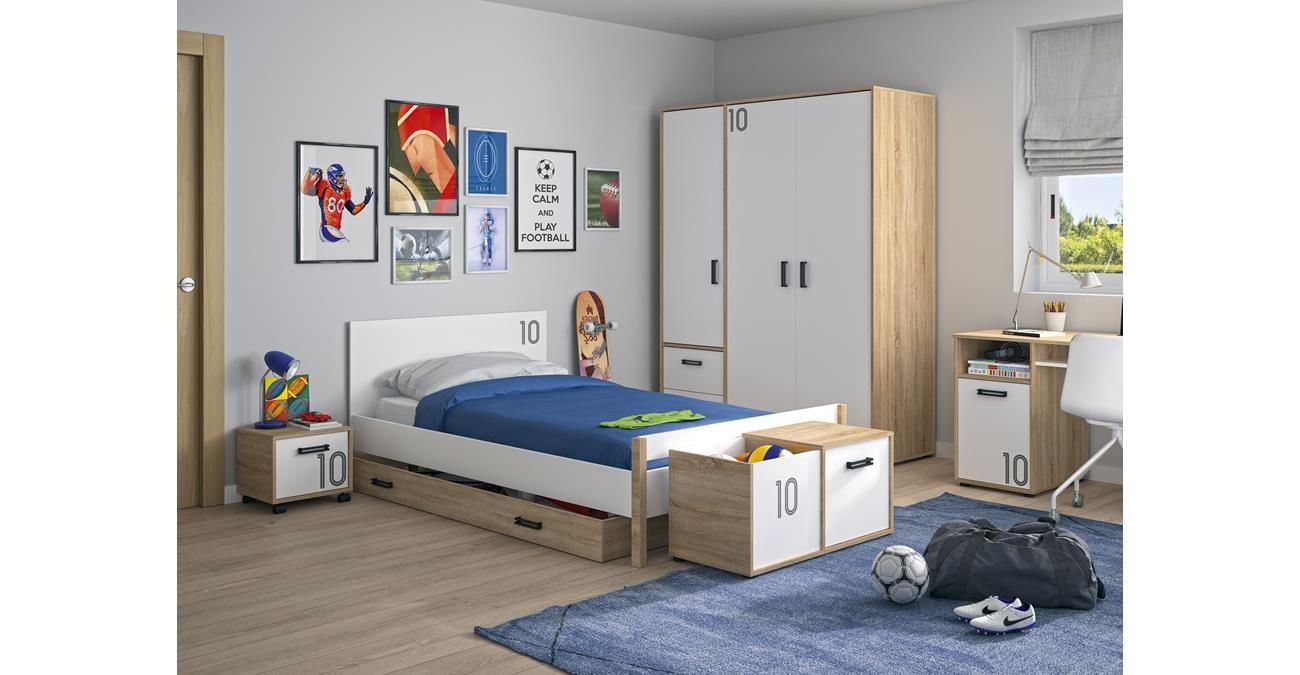 Kyllian 5-Piece Bedroom Set  data-src=