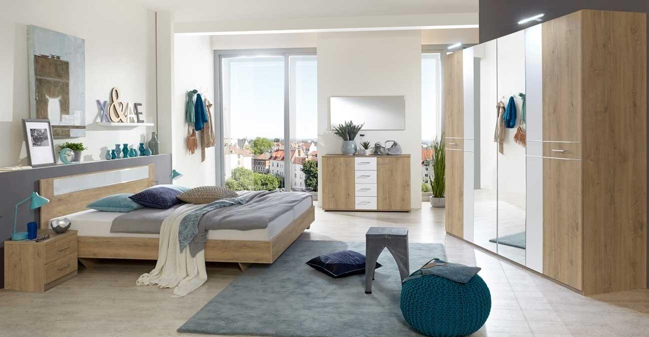 Pamela Bedroom Set 5 Pcs  data-src=