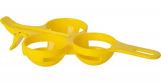 3 Egg Separator Yellow