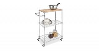 Supreme Kitchen Cart