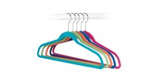 Feel Good Suit Hangers Set Of 5