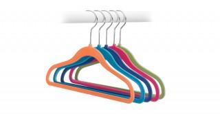 Spacemaker Kid'S Hangers Set Of 5