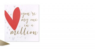Gift Card- One In A Million