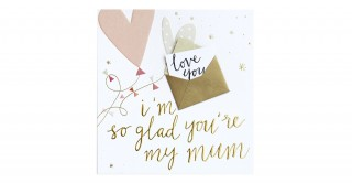 Gift Card- Glad You're My Mum