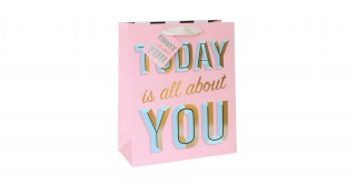Gift Bag - Palm Springs - Pink
