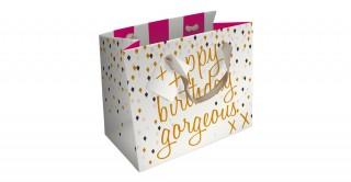 Gift Bag - Ooh Lala - Copper Foil Large