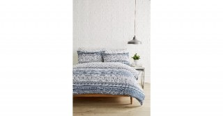 Inca Printed Duvet Cover Set, 135x200cm
