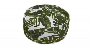 Leaf Ottoman Stool