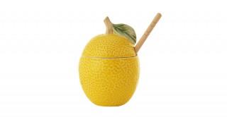 Lemon Jar with Dipper
