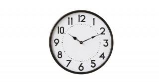 Harith Metal wall Clock