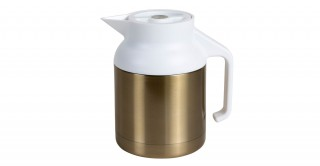 Nova Tea pot Gold Matte Metallic 1500ml