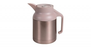 Nova Coffee pot Chmpgn Metalic 1500ml