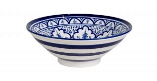 Fall Soup Bowl 22Cm Blue