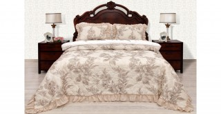 Grimsas 260X240 Printed Comforter Set