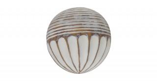 Rema Deco Ball White 10Cm