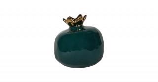 Mira Decorative Ornaments Green 9Cm