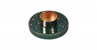Mati Tealight Holders Green 10Cm