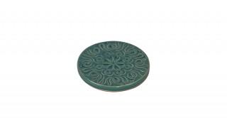 Lark Coaster Green 10Cm