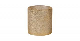 Omni Candle Holder Gold 10 cm