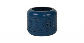Marco Tealight Holders Blue 8.5 cm