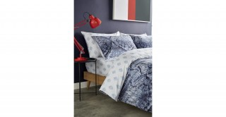 Balinese 200x135 Printed Duvet Cover Set