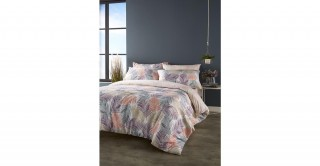 Palm 260x240 Printed Comforter Set