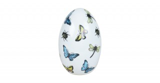 Nicki 17.5cm Egg Ornament