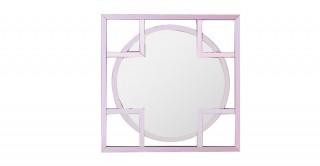 Flissy Crystal Mirror Pink 80Cm X 80Cm X 1.9Cm