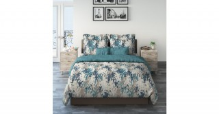 Coastal Breeze 200X200 Printed Comforter Set
