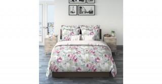 Fiona Floral 240X260 Printed Comforter Set