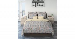 Florentine 240X260 Printed Comforter Set
