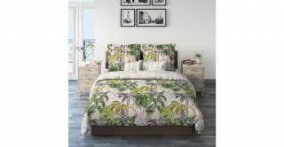 Rainforest 200X200 Printed Duvet Cover Set