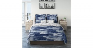 Sanctum 220X240 Printed Duvet Cover Set