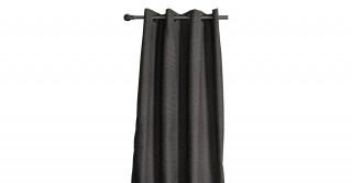 Felicity Jacquard Eyelet Curtain, 140x300cm