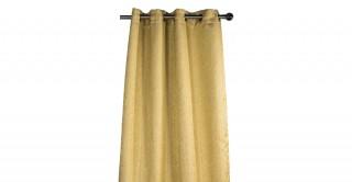 Abby Jacquard Eyelet Curtain
