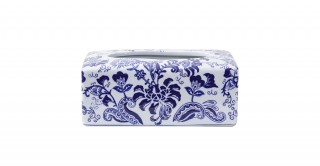 Balza 25cm Ceramic Tissue Box