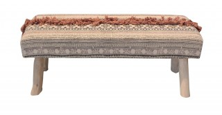 Welsh 120X40 Cotton Bench