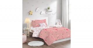 Flamingo Kids Comforter Set, 180x230cm
