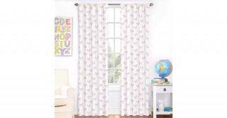 Unicorn 2Pc Curtain 140X240 Pink