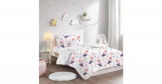 Ballerina Kids Comforter Set, 180x230cm