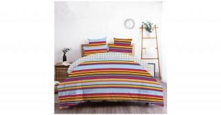 Stripe Kids Comforter Set, 180x230cm