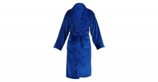 Soft Fleece Bed Robe Blue Double Xl