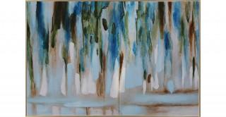 Odessa Framed Oil Painting 100X150Cm