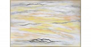 Sunset Framed Oil Painting 150X100Cm